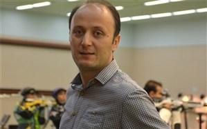 دشواری کسب سهمیه المپیک تیراندازی به روایت ابراهیم اینانلو