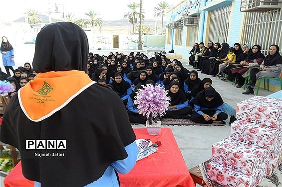 برگزاری مراسم  تجلیل از مقام معلم درمدارس زرین دشت