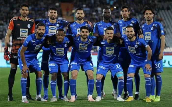 استقلال تهران تیمی 2018