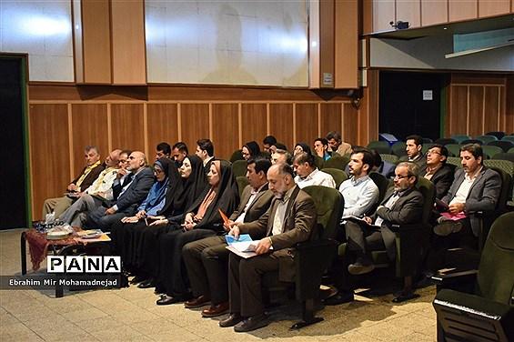 نشست رؤسای سازمان دانشآموزی شهرستانها و مناطق مازندران
