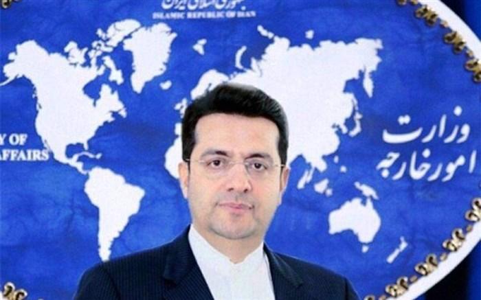 ایران حمله رژیم صهیونیستی به نوار غزه در فلسطین را محکوم کرد