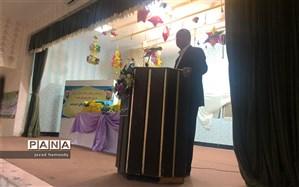 برگزاری آیین تجلیل ازفرهنگیان امدادرسان ومعلمان سیل زده شهرستان حمیدیه