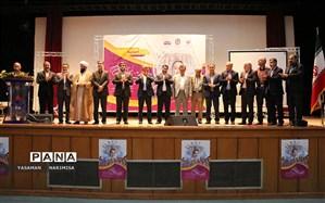 بیست و یکمین جشنواره  خیرین مدرسه ساز و حامیان مدارس در شهرستان امیدیه برگزار شد