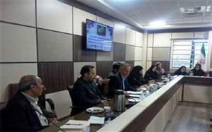 برگزاری شورای مشارکتهای مردمی وسالمندان شهرستان ملارد