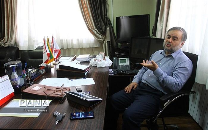 مصاحبه اختصاصی پانا با محمدتقی حلی ساز، رئیس مرکز پزشکی حج و زیارت هلال احمر ایران