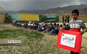 مراکز کانون پرورش فکری عید تا عید مهمان مدارس روستایی استان خراسان شمالی بودند
