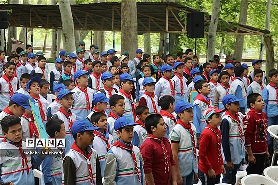 اردوی آموزشی تشکلهای سازمان دانشآموزی نیشابور