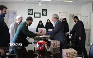 بزرگداشت مقام معلم در آموزش و پرورش منطقه14