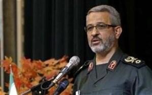 سردار غیب پرور: تمام قد از ارزش های اسلامی و انقلابی صیانت می کنیم
