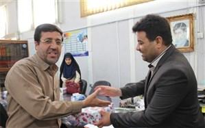 از کارشناسان سازمان دانش آموزی استان بوشهر تجلیل شد