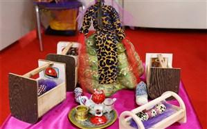 تولید اسباببازی مبتنی بر متون کهن و اشعار فارسی در کانون پرورشی