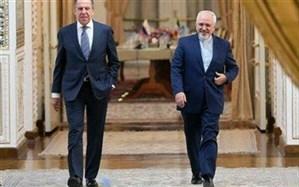 ظریف: هماهنگیهایی با روسیه درباره برجام و افغانستان صورت گرفت