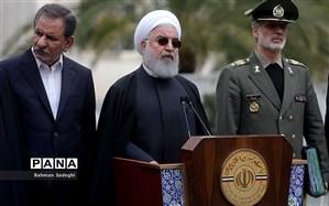 روحانی: درست نیست که اطلاعات به عنوان رانت در اختیار گروه و فرد خاصی باشد