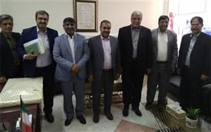 همکاری دو جانبه بانک ملی استان با آموزش و پرورش سیستان و بلوچستان در خصوص رفاهیات فرهنگیان