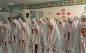 برگزاری جشن تکلیف دانش آموزان دخترمدارس ناحیه 2 اردبیل