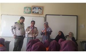 بازدید استانی از مدارس تمام تشکیلاتی و گروه های پیشتاز  فیروزکوه