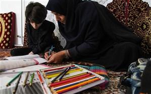 معلم فداکار اهری؛ معلم خصوصی رایگان  دانشآموز معلول