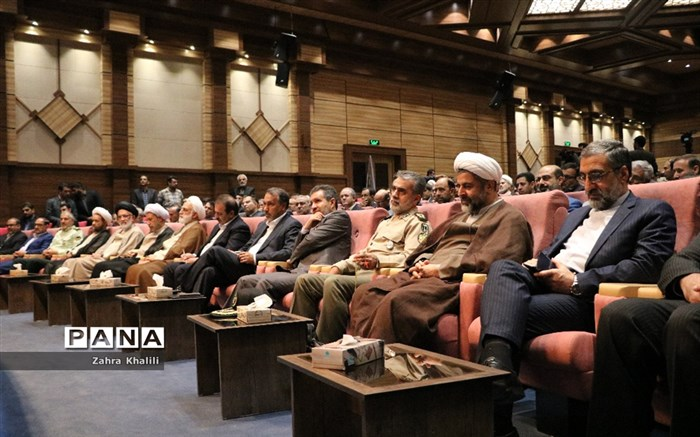 تودیع و معارفه رئیس دادگستری فارس