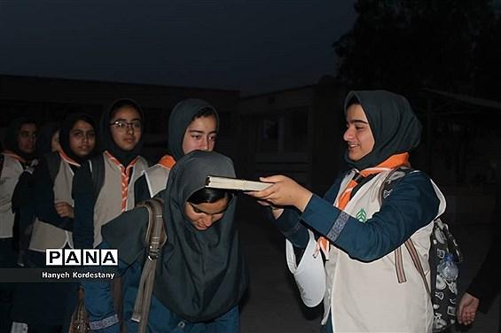 بازدید علمی تفریحی دانشآموزان پیشتاز گلهدار  از مدارس نمونه لارستان