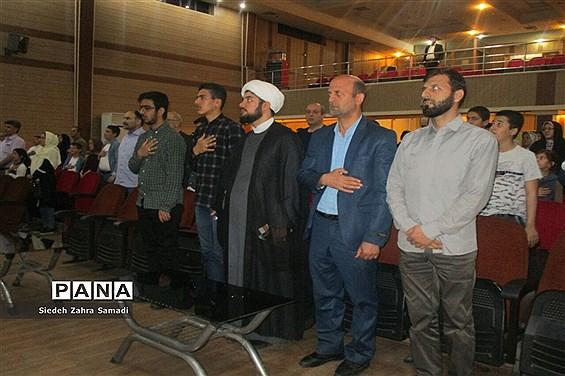 برگزاری جلسه نمایندگان انجمن اسلامی مدارس شهرستان ملارد