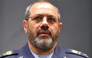 فرمانده نیروی هوایی ارتش: روحیه جهادی تنها راه برون رفت از مشکلات است