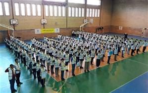 مدیر دانش آموزی کردستان  سالروز تأسیس سازمان دانش آموزی را به مربیان  و دانش آموزان پیشتاز  تبریک گفت