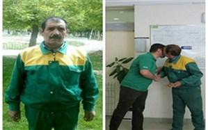 کارگر شهرداری ارومیه ۵ هزار دلار  را به صاحبش برگرداند