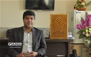 مدیرآموزش وپرورش بهاباد: 1270نفردانش آموز پیشتاز پسرودخترو 49 مربی درسازمان دانش آموزی بهاباد فعالیت دارند