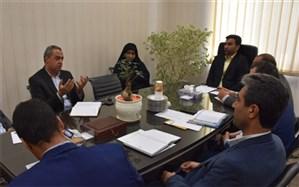 برگزاری نشست هم اندیشی مراکز آموزش عالی و آموزش و پرورش پاکدشت