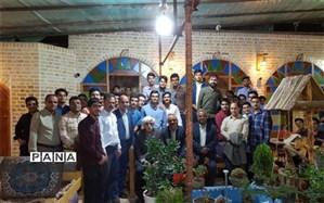 ضیافت افطاری دانش آموزان به میزبانی فرمانداری میبد