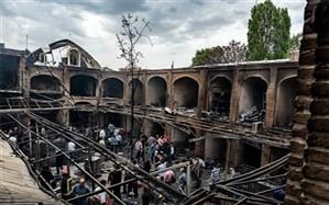جهانگیری خبر داد: پیگیری مساعدت دولت درخصوص تأمین هزینههای مرمت بازار تاریخی تبریز