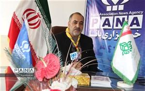 کسب رتبه نخست کشوری سازمان دانش آموزی خراسان شمالی