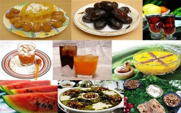 افطار و سحری