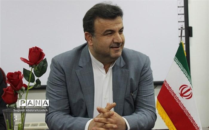 حضور استاندار مازندران در سازمان دانشآموزی استان