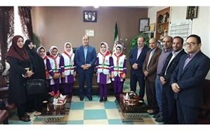 مدیر آموزش و پرورش مراغه: هدف تشکیلات پیشتازان، تربیت دانش آموزان متکی به فرهنگ اصیل ایرانی اسلامی  است