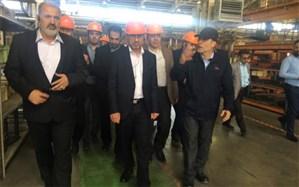 استاندار البرز : لوکوموتیوسازی مپنا نیاز کشور را در حوزه ریلی تامین می کند