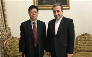 دیدار عراقچی با نماینده ویژه وزارت خارجه چین در امور افغانستان