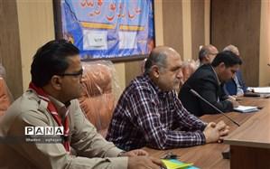 برگزاری نخستین نشست مشترک هم اندیشی سازمان دانش آموزی با کار گروه اجرایی پوشاک مدارس  در امیدیه