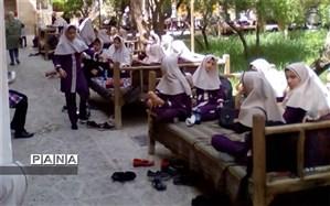 اردوی یکروزه دانش آموزان دبستان دهم فروردین
