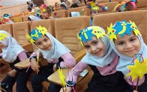 جشن الفبای دبستان غیر دولتی سارا شهرستان بوشهر برگزار شد