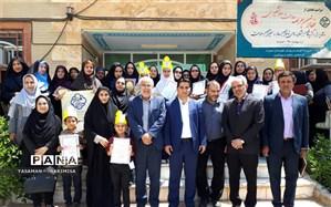 برگزاری آیین  تجلیل از فعالان عرصه سلامت وبرگزیدگان جشنواره های سفیران سلامت شهرستان امیدیه