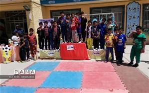 اختتامیه المپیاد ورزشی درون مدرسه ای دبستان علامه حلی پسرانه 1 دوره اول