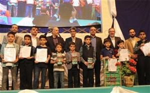 محفل قرآنی مدارس معراج اندیشه برگزار شد