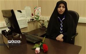 نشست خبری مسئول سازمان دانش آموزی ناحیه یک یزد