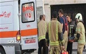 فوت یک دانش آموز اسفراینی به علت سقوط از خودروی سرویس مدرسه