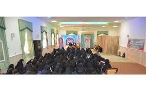 برگزاری محافل انس با قرآن کریم در مدارس شبانه روزی دخترانه استان کردستان