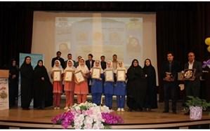 درخشش دانش آموزان سلطانیه ای در هشتمین جشنواره استانی جابر بن حیان