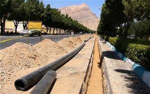 150 کیلومتر از مناطق شهری ارومیه فاقد فاضلاب است