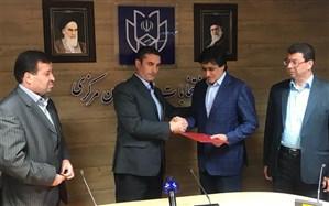 ابلاغ احکام اعضای ستاد انتخابات استان مرکزی