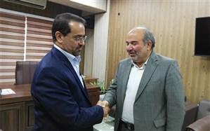 مدیر کل جدید منابع طبیعی و آبخیزداری استان فارس معرفی شد
